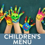 Menu button - Children's Menu